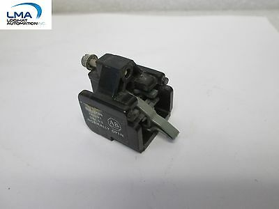 Allen Bradley 1495-F1 Auxiliary Contact Size 0-5 No