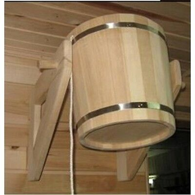 Extreme refreshing shower 13L, Russian Banya / Sauna Accessories