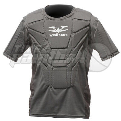 Valken Impact Chest Protector - XS - Paintball Airsoft Padded Shirt Guard