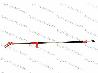 """Nobi Telescopic Long Reach Pruner With Pruning Saw Ext 50"""" to 79"""" Made In Japan"""
