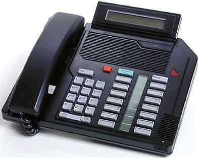 Nortel Aastra Centrex Telephone M5216 Black - Fully refurbished and working