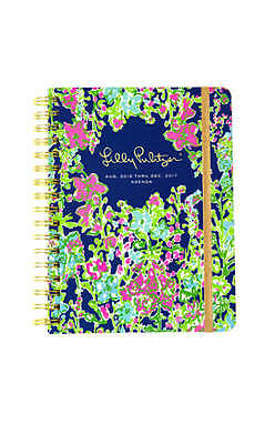 2016-2017 Lilly Pulitzer Southern Charm Large Agenda