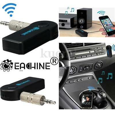RICEVITORE BLUETOOTH AUX jack 3,5mm MUSICA STEREO AUTO AUDIO