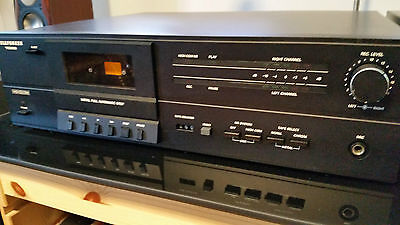 RARE Telefunken TC200 - Cassette Deck (Needs a belt)