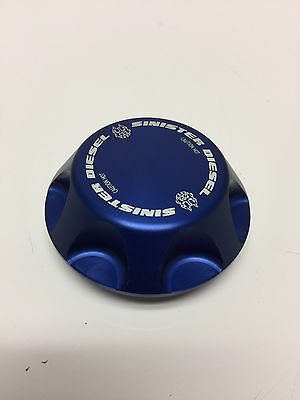Sinister Diesel Blem. Oil Fill Cap for 89-98 12v Cummins – SD-FC-12V