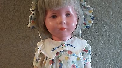 Kathe Kruse Doll from 1950