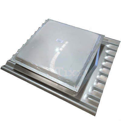 Regent Corrulux® 600x600 Zincalume Skylight for Corrugated Roof