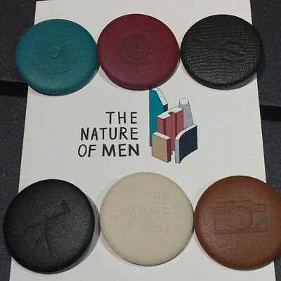HERMES The Nature of men party limited Pin badge Can badge 6 types of set Rare!!