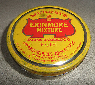 OLD TOBACCO TIN, very nice condition