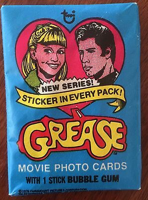 1978 - Topps - Grease - The Movie Series 2 Trading Cards