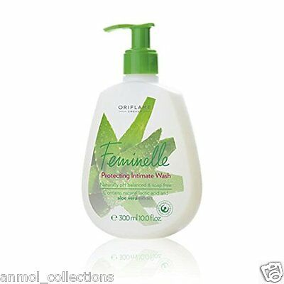 Oriflame Feminelle Protecting Intimate Wash Aloe Vera Extracts - 300ml