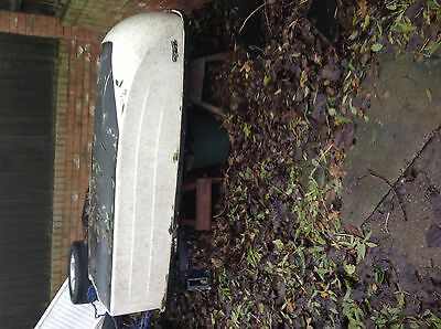 Water bug Jet Boat - Powered Fishing/Tender dingy - Spares or Repair