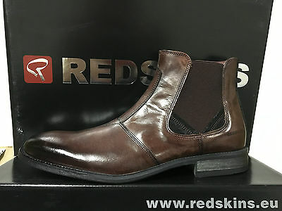 Chaussures Hommes Redskins Wisley Bordeaux Pointure 39,40,41,42,43,44,45