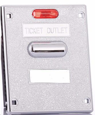 Top quality ticket dispenser sender for arcade parts game machine vending