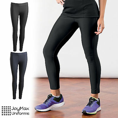 Aptus Female Leggings Black Training Gym Fitness Official Girls Free Delivery
