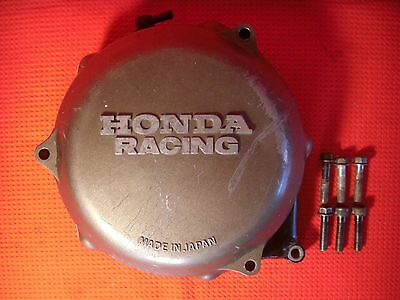 HONDA F8F TLM240 R 1987 HRC Limited Production Crankcase Stator cover Left