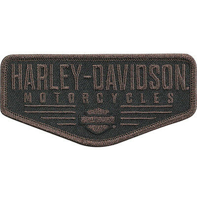 "Harley-Davidson Aufnäher, Emblem ""RENOWNED"" Patch *EM211392* klein"