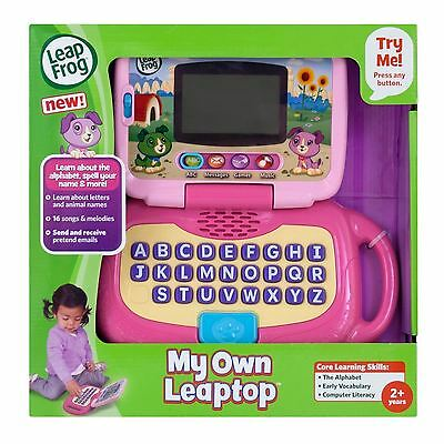 Leapofrog My Own Leaptop - Pink