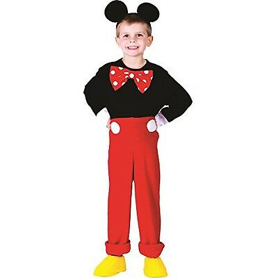 Dress Up America Size (4-6) Mr. Mouse Costume (S)