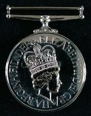 Royal Ulster Constabulary Service Medal (Full Size Copy)
