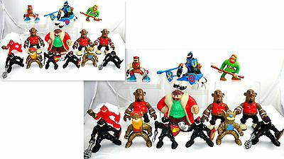 Fisher Price Great Lot Figures Imaginext Castle Peoples Knights Lot  Fp 53