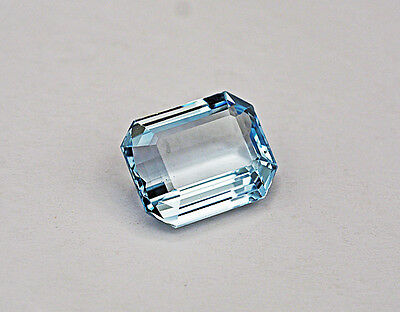 b62.)  AQUAMARIN  -  AQUAMARINE  6,41CT