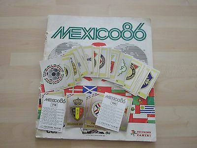 Panini Foot World Cup Mexico 86 Au Choix