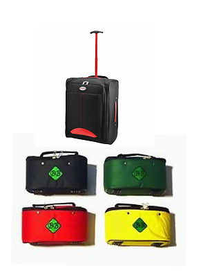 Trolley Case and Bowling Bag Combo