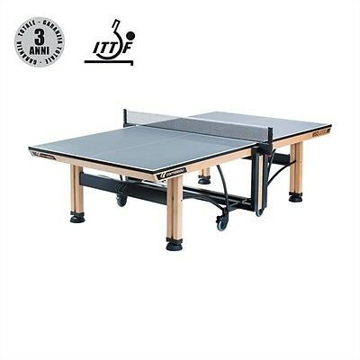 Tavolo ping pong outdoor COMPETITION 850 WOOD ITTF