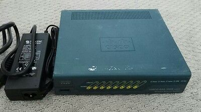 Cisco ASA 5505 Base license, TESTED, power supply included