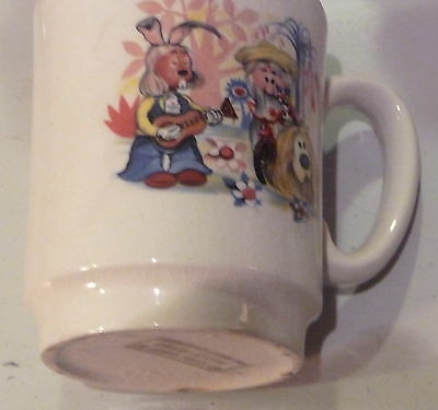 Vintage Magic Roundabout Mug Tv Cartoon Series Cult Collectable Ideal Gift