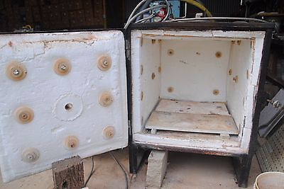 Gas Fired Port-O-Kiln