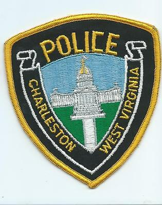 West Virginia Police Patch #16