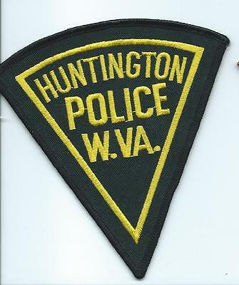 West Virginia Police Patch #46