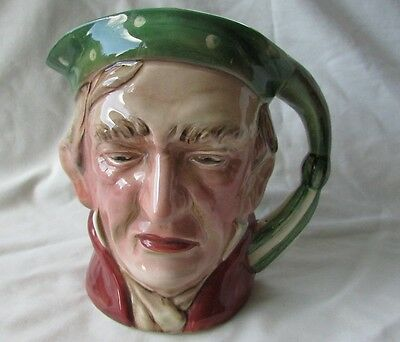 Beswick Large size Character Jug - SCROOGE. (372)