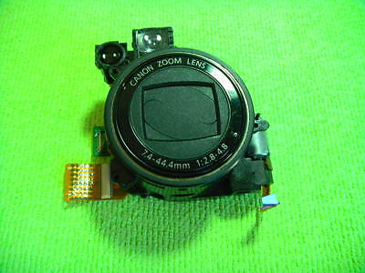 Genuine Canon G9 Lens With Ccd Sensor Parts For Repair