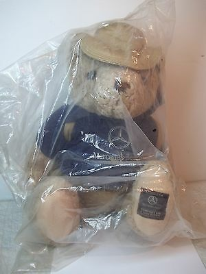 Nwt Herrington Teddy Bears Exclusively For Mercedes Benz W/bag Sealed Limited Ed