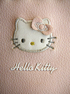 Rare Hello Kitty Cat Wallet Purse ID Credit Card Holder Adult Child Charm 2005
