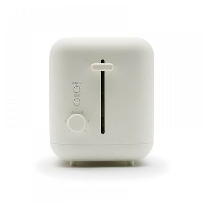 MUJI brand Pop-up Toaster/ for Morning Bread MJ-PT6A
