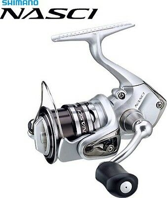 New!! SHIMANO 13 NASCI 2500S Spinning Reel from Japan Import