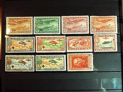 Old Spain Stamps