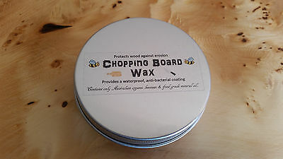Chopping board Cutting board wax Butchers block conditioner mineral oil beeswax