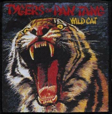 TYGERS OF PAN TANG Wildcat (Chat sauvage) Patch/Patches 601596 #