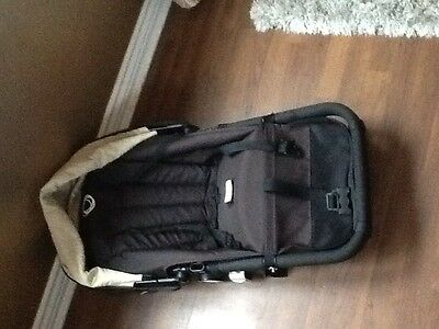 bugaboo Frog Complete Seat Unit And Hood Fits Cameleon / Gecko