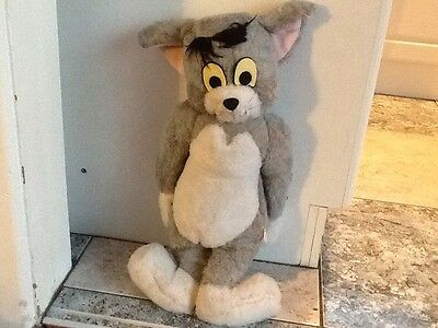 vintage chad valley chiltern toys tom and jerry soft toy
