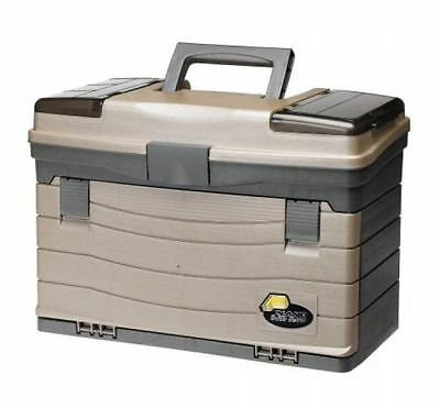 Plano 4-Drawer Tackle Box with Top Access, Fishing Storage Outdoor, New