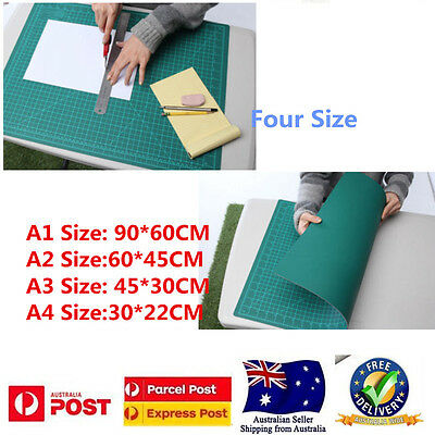 A1 A2 A3 A4 Cutting Mat Non Slip Craft Quilting Printed Grid Lines Board