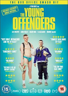 The Young Offenders [DVD]
