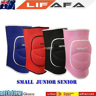 3x Pairs Safety Knee Volleyball Footy Patella Guard FOAM Protector Pads   LiFaFa