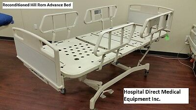 Hill Rom Advance Hospital Bed with 1 Year Warranty Reconditioned